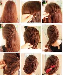 hair braiding styles step by step 6 easy hair style for girls fashion style photos kfoods com