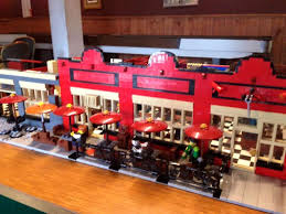 Patio Bars Houston See One Of Houston U0027s Favorite Bars In Lego Form Houston Chronicle