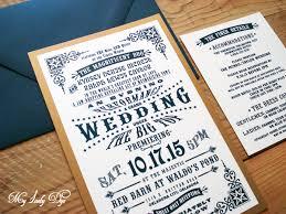 The Invitation Card 1920 U0027s Themed Vintage Circus Wedding Invitation My Lady Dye