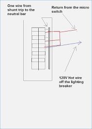 ge shunt trip breaker wiring diagram regarding shunt trip circuit