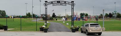 freedom park tinley park park district