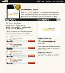 reload prepaid card online how to reload celcom digi maxis prepaid top up malaysia