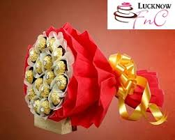Birthday Delivery Lucknow Flower And Cake