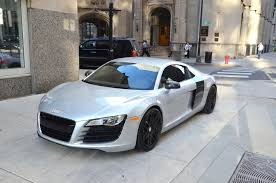 audi r8 gold 2010 audi r8 4 2 quattro stock gc1147 for sale near chicago il