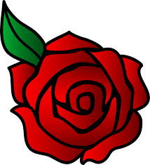 valentine roses clipart u2013 clipart free download