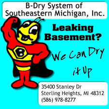 b dry system of southeastern michigan inc in sterling heights mi