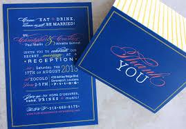 sle wedding reception programs modern bright colorful poster style wedding reception