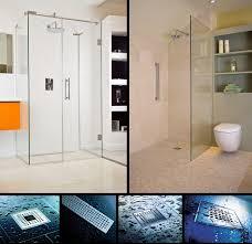 bathroom cozy walk in shower kits for modern bathroom design cozy walk in shower kits with mosaic tile floor and modern toilet plus glass shower door