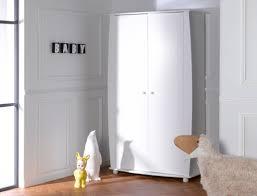 chambre bébé écologique armoire chambre enfant médéa blanc