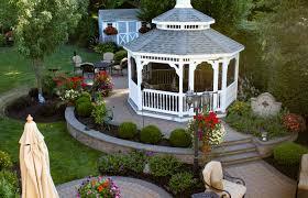 Octagon Patio Pavers by Gardener U0027s Landscape R U0026r Caddick Landscape Design
