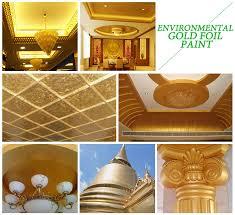 Is Exterior Paint Waterproof - golden reflective paint gold spray paint waterproof nano coating