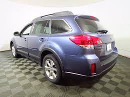 2014 used subaru outback 4dr wagon h4 automatic 2 5i limited at