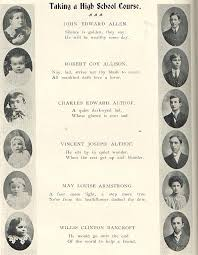 high school yearbook search free genealogy family history photo search by surname dead fred