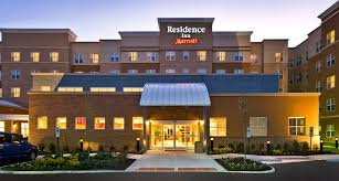Airport Hotels Become More Than A Convenient Pit Residence Inn Newport Airport An All Suites Hotel On