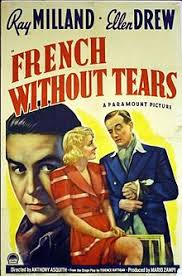 Separate Tables Film French Without Tears Film Wikipedia