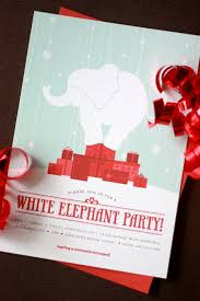 9 best images about white elephant holiday party on pinterest