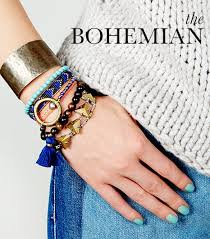 stacking bracelets bracelet stacking tutorial how to layer for every style whowhatwear