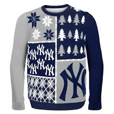 new york yankees mlb ugly sweater busyblock