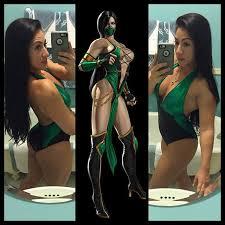 Jade Halloween Costume Mortal Kombat Jade Instagram