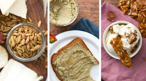 Toasting Pumpkin Seeds Cinnamon Sugar by Pumpkin Seeds 3 Ways Recipe Tastemade