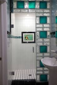 glass block bathroom ideas 7 myths about glass block showers glass blocks glass and walls