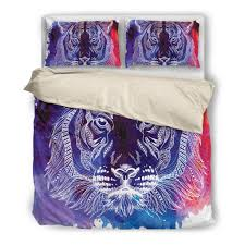 Tiger Comforter Set Mandala Tiger Bedding Set Deals Club Store