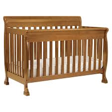 Side Rails For Convertible Crib Davinci Kalani 4 In 1 Convertible Crib Chestnut Baby
