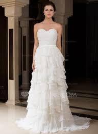 princess linie herzausschnitt sweep pinsel zug organza brautkleid mit gestupft p107 wedding dresses 248 99 a line princess sweetheart court