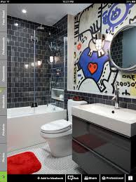 teenage boys bathroom ideas teenage bathroom white picket fence