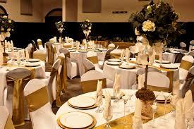 gold wedding decorations gold decor for wedding reception decorating of