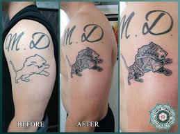 chris brown leg tattoo photo gallery chris cosmos tattoo studio limassol cyprus