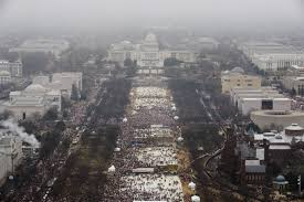 picture of inauguration crowd inauguration 2017 attendance a photographic fact check the atlantic