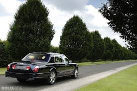 bentley arnage custom bentley arnage blue train series