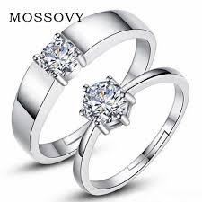 aliexpress promise rings images Promise love forever engagement ring lovely buy couple ring and jpg