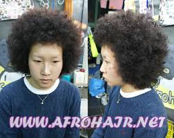 can asian hair be permed asian hair trend afro perms