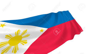 Philippines Flag Drawing Of Philippine Flag Illustration Of Philippines Flag Waving