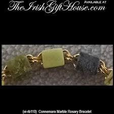 connemara marble rosary connemara marble rosary bracelet