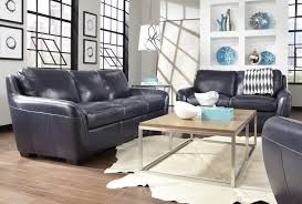 Blue Leather Sofa by Furniture Navy Blue Leather Sofa By Simon Li Leather Sofa For