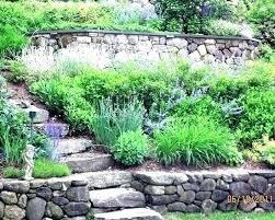 Sloped Garden Design Ideas Sloping Gardens Steep Small Sloping Garden Design Ideas Kiepkiep