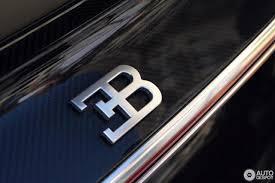 bugatti symbol bugatti chiron 15 september 2017 autogespot
