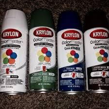 Spray Paint White - find more krylon color master spray paint white emerald green