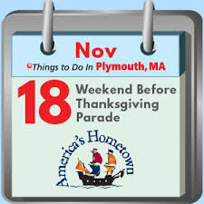 plymouth ma things to do weekend before thanksgiving parade
