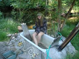 Outdoor Bathtubs Ideas 43 Best Outdoor Bath Tub Images On Pinterest Outdoor Showers