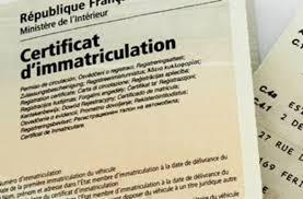 bureau des immatriculations l acheminement d un certificat d immatriculation site
