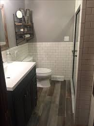 Flooring Ideas For Small Bathrooms by Best 25 Wood Tile Bathrooms Ideas On Pinterest Wood Tiles
