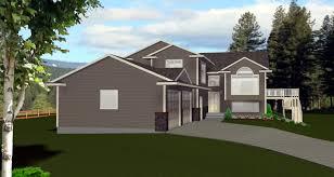 Bi Level House Plans Modified Bi Level House Plans Canada