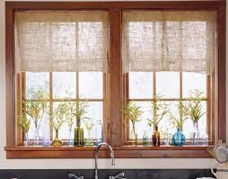 Kitchen Window Covering Ideas 16 Best Kitchen Drapes Blinds Curtains Images On Pinterest