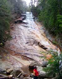 New Hampshire waterfalls images Ripley falls in nh new hampshire waterfalls jpg
