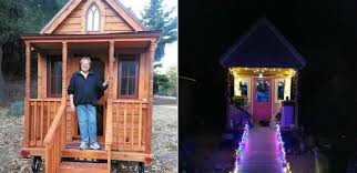 Tumbleweeds Tiny Houses savvy seniors are buying tiny homes to enjoy their golden years in