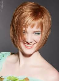 a frame hairstyles with bangs cute short haircut with face framing layers